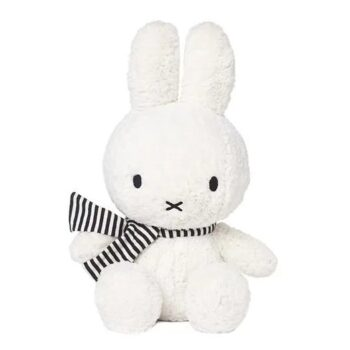 Miffy with scarf and winter for (33cm)