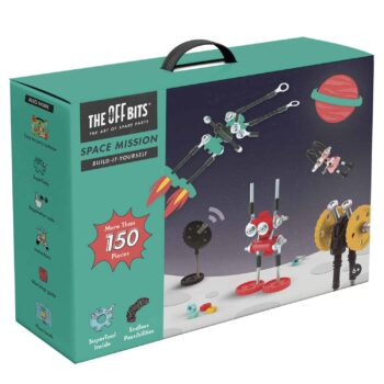 Space Mission Suitcase