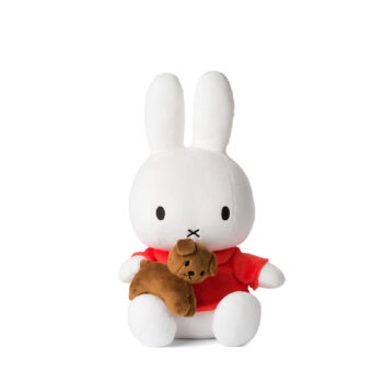 Miffy-with-Snuffie-sitting-33-cm
